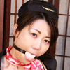 AY32 Flight Attendant Ayaka Ball Gagged and Drooling -Outtaks-