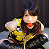 HK6-10&27 Japanese Race Queen Hiroko Bound and Gagged FULL