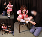 College Student Kanon Drools to Make Money -Outtakes-