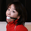 MK12-14 Japanese MILF Miki Bound and Gagged in Red Sweater FULL