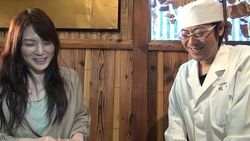 "Like cunt, eel was asked! -""Unagi cuisine specialty 昌本 shop River"" Iizuka chef"