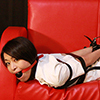 CK17-19 Japanese Nurse Chiaki Bound and Drooling FULL