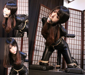 IC29 Secret Agent Nano Bound and Ball Gagged Part2