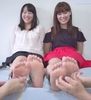 JAGA's foot soles tickling actor auditions «tickle the girls lined up two three»