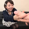 Dildo masturbation amateur girls waist swing # 153