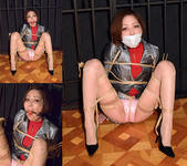 FJ9 Sales Lady Yuki Captured and Bound in the Attic Part4