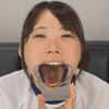 [Dental fetish] Petite oral observations-Morikawa's mouth-