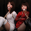 Photoset[#2447] Two Agents Bound and Gagged