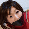 MK14 Japanese MILF Miki Bound and Gagged in Red Sweater Part3