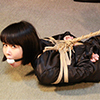 YR1-4 Japanese MILF Sales Lady Yuria Tied up and Gagged FULL