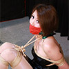AN13 Japanese Club Girl Anri Bound and Made to Drool Part2