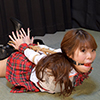 Tokyo bondage photos [RKP4 Japanese College Student Rika Bound and Gagged]