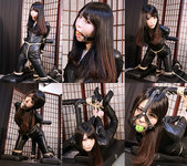 IC28-30 Secret Agent Nano Bound and Ball Gagged FULL