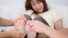 I want to see barefoot Tickle, Saori hen