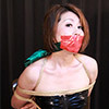 AN12 Japanese Club Girl Anri Bound and Made to Drool Part1