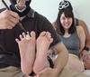 Feet soles tickling experience first time notation