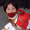 AD25 Race Queen Nanako Captured and Bound Part2