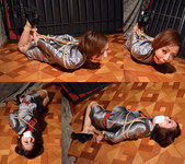 FJ7 Sales Lady Yuki Captured and Bound in the Attic Part2